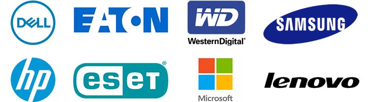 Softwares e equipamentos de TI